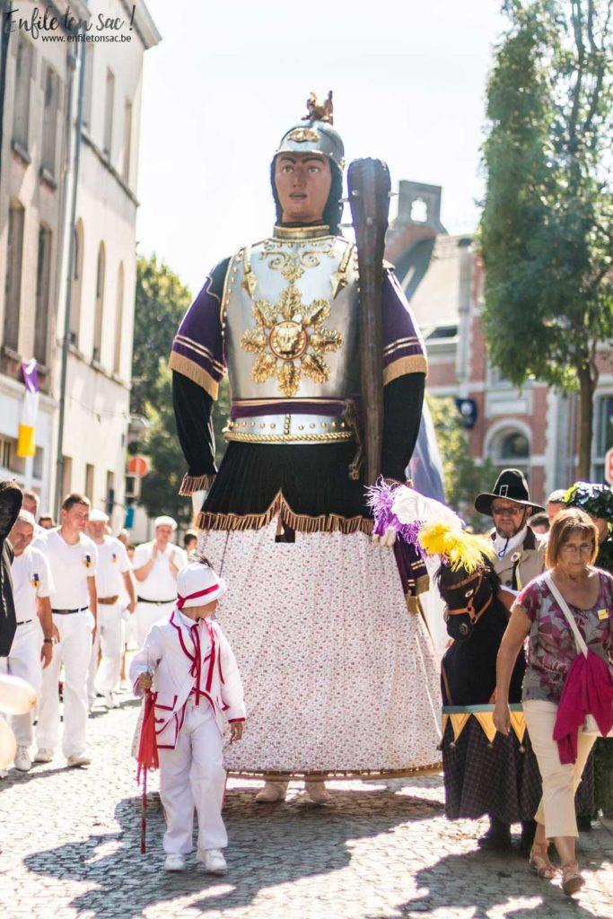 ducasse ath 683x1024 Le mariage de Mr et Mme Goliath    Ducasse dAth ( 2015 )