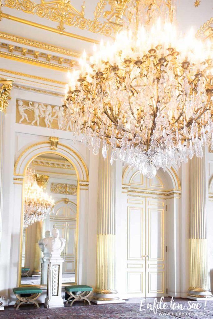 palais royal 683x1024 Visite du palais royal de Bruxelles   update dates 2016