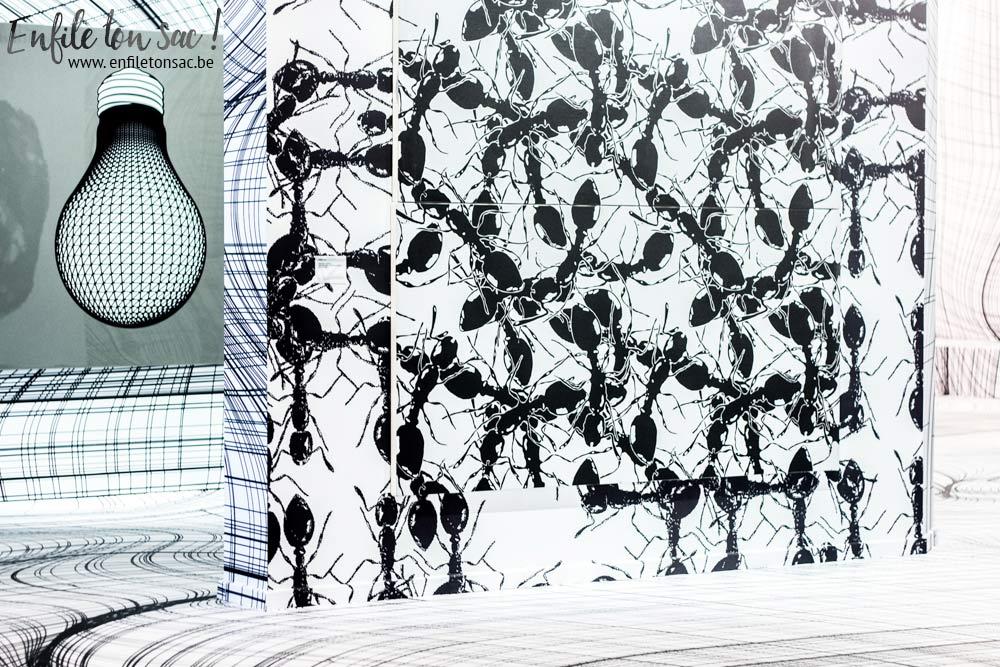 peter kogler vinyles Découvrez lexposition Next de Peter Kogler   ing art center