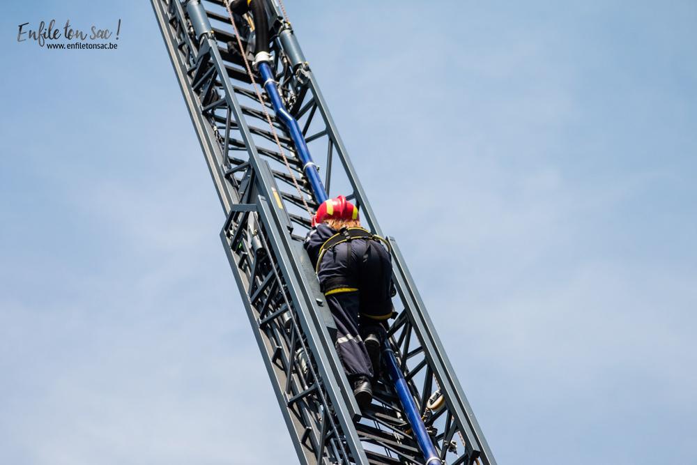 fete nationale pompiers echelle Fête nationale 2016, un 21 juillet à Bruxelles