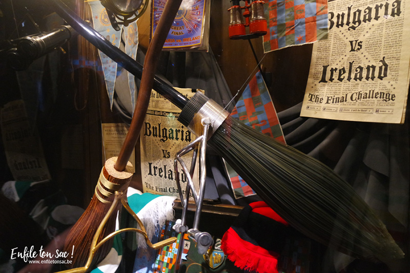 harry potter exposition bxl Harry Potter LExposition  Bruxelles 2016  Avis et informations