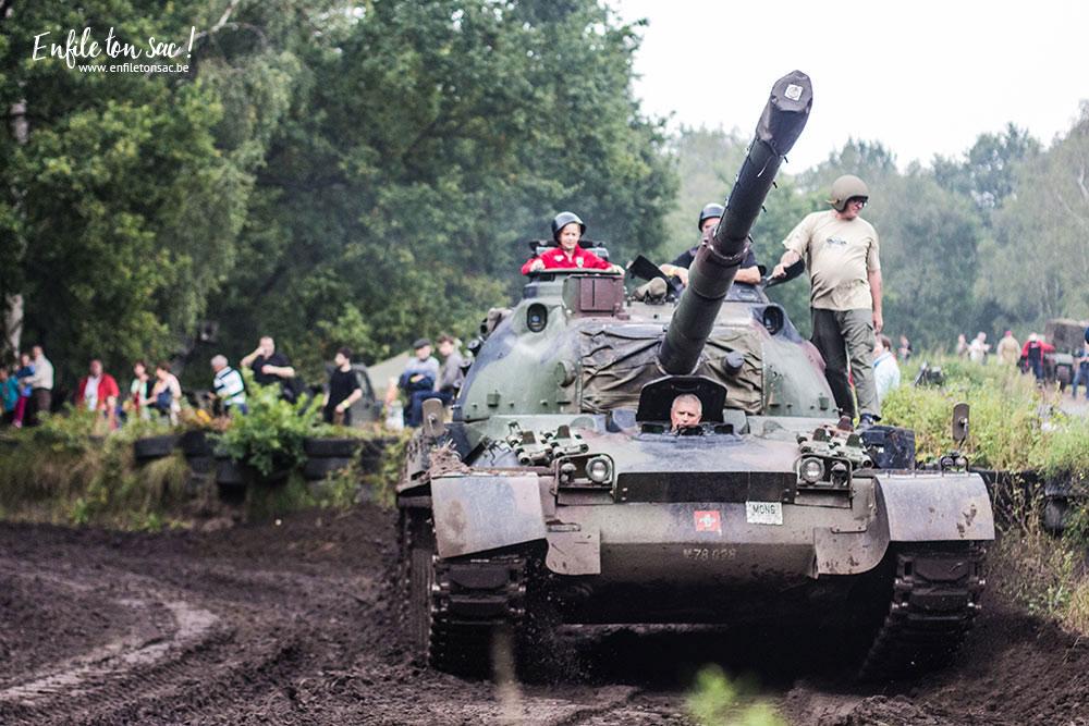 tank in town bapteme Tanks in town, le grand rassemblement de blindés et véhicules de collections de la 2eme guerre mondiale.