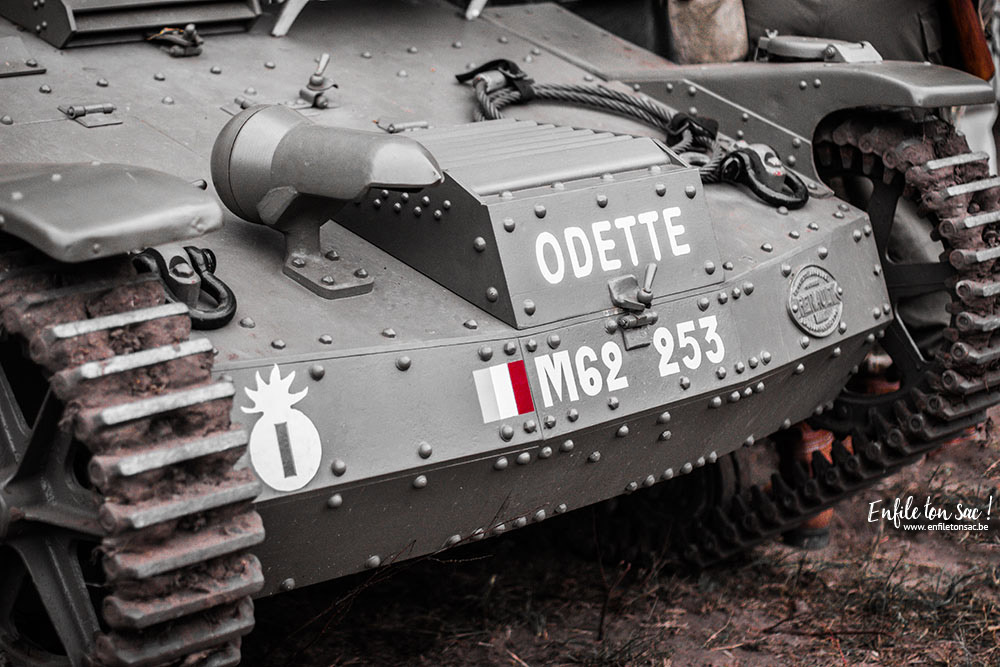 tank in town char rassemblement Tanks in town, le grand rassemblement de blindés et véhicules de collections de la 2eme guerre mondiale.