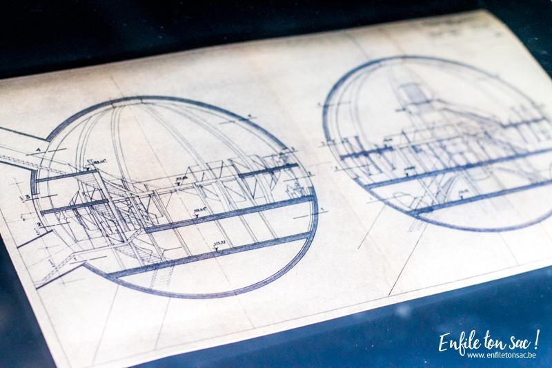 atomium construction bruxelles Redécouvrir ou découvrir l Atomium de Bruxelles