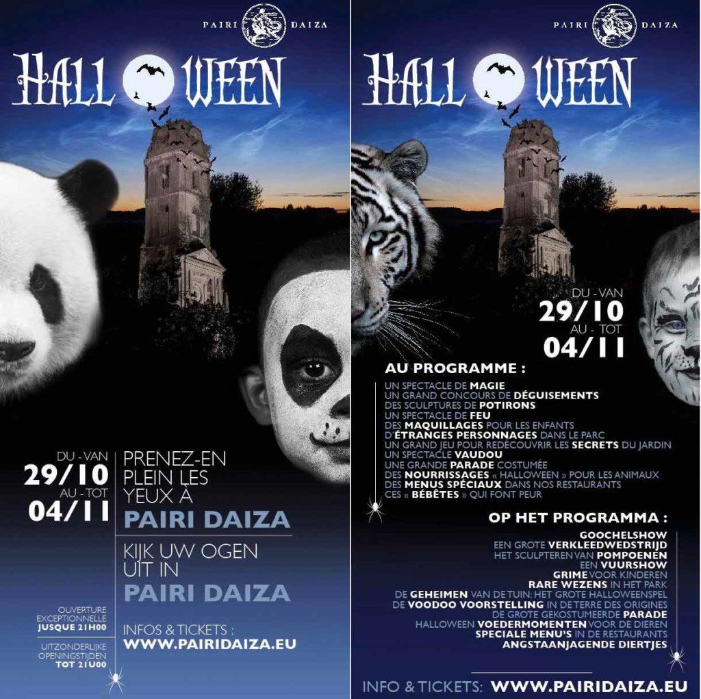 Halloween 2016 pairi daiza 1024x1021 Halloween à Pairi Daiza   dates et informations 2016