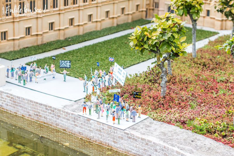 bruxeles brexit mini europe Une visite à Mini Europe avant son placement dans lespace Néo