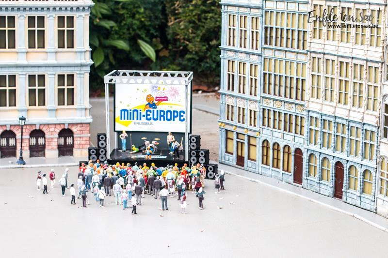 MINIEUROPE 1 Un week end à Bruxelles – A ne pas manquer en 2017.