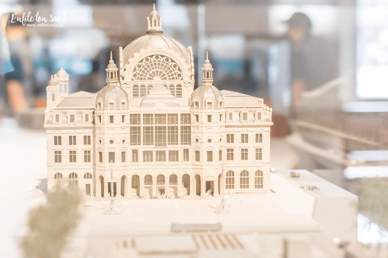trainword musee2 Un week end à Bruxelles – A ne pas manquer en 2017.