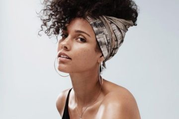 No Make-Up Alicia Keys