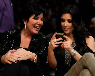 Kim Kardashian BlackBerry