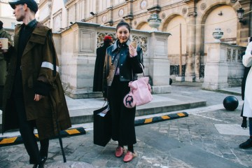 Look 17: Bubblegum Pink ( Beaux-arts Paris)