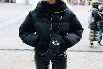 LOOK XIX: Place Vendome before the Vetements show - Street Style PFW 2017