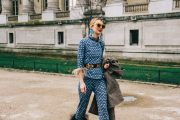 The streets of Paris part II - Paris Fashion Week Fall-Winter 2017