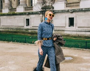 The streets of Paris part II - Paris Fashion Week Fall-Winter 2017