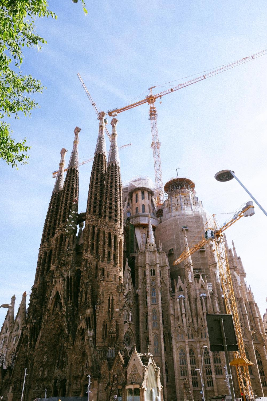 24 hours in Barcelona