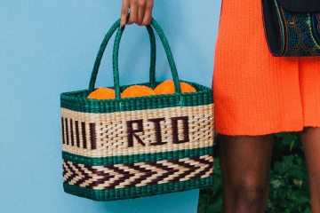 A basket is the new purse