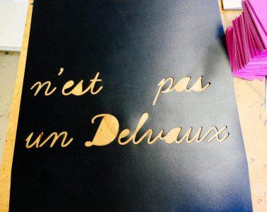 Ateliers Delvaux behind the scenes