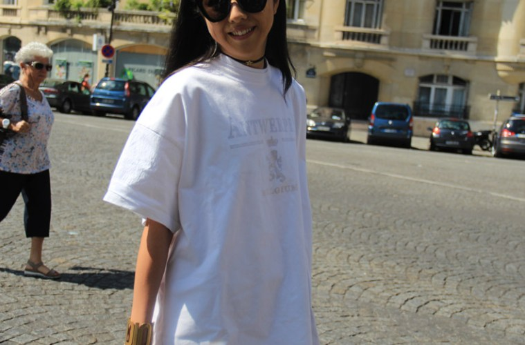 LOOK XLII: Antwerpen Tee by Vetements