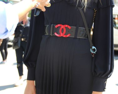 LOOK XLV: Veronika Heilbrunner, co-founder of Hey Woman! Wearing Chanel