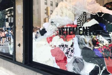 Vetements Saks Fifth Avenue