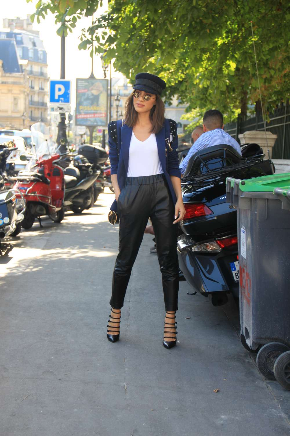 LOOK XLVI: Camila Coelho steps up her blazer game