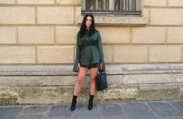 LOOK LI: Nichhia Wippell in Paris
