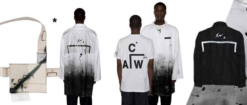 Here's Where You Can Shop A-Cold-Wall and Fragment Design's Collection