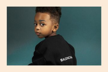 When Will Balenciaga's Unisex Junior Collection Hit The Stores?