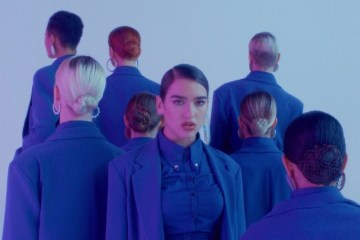 Dua Lipa IDGAF Music Video
