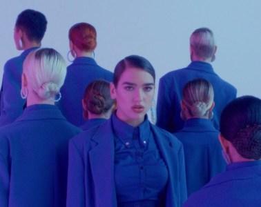 Dua Lipa IDGAF Music Video
