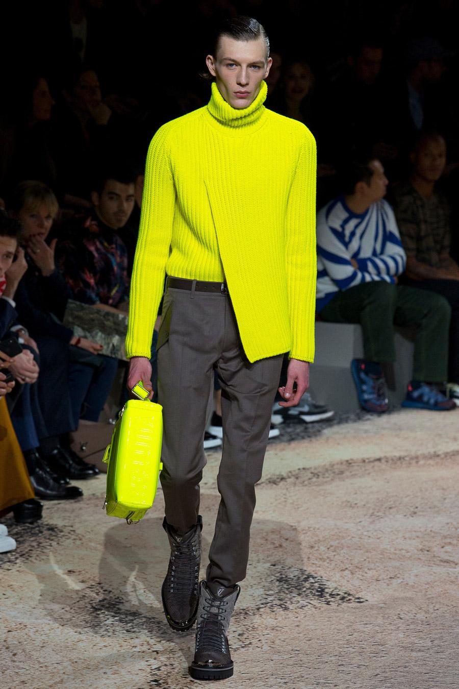 Louis Vuitton FW18 Menswear