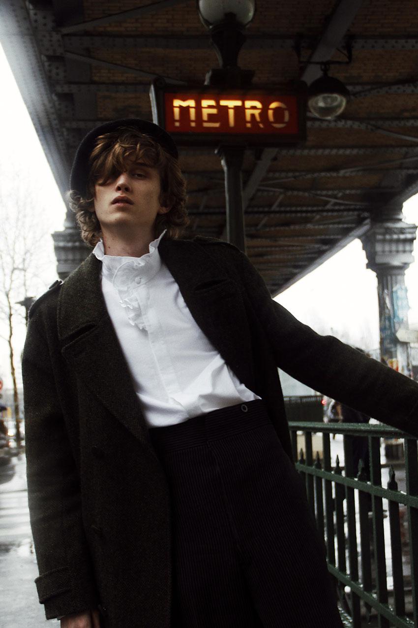 Editorial: Paris Under The Rain