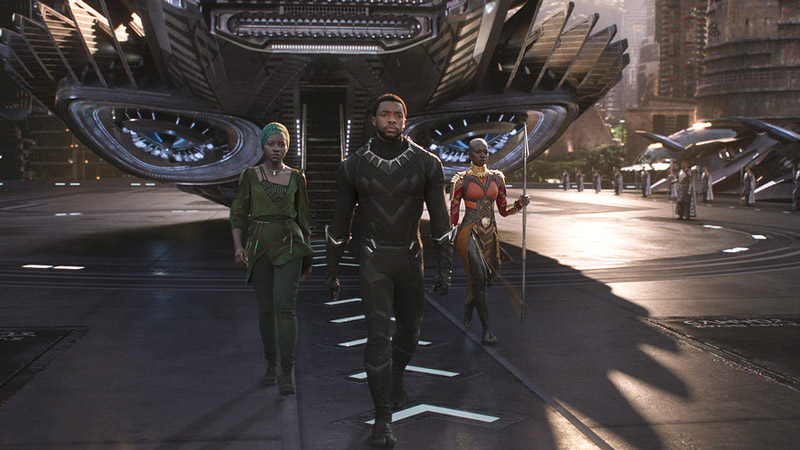 Wakanda Forever... A Black Panther Review