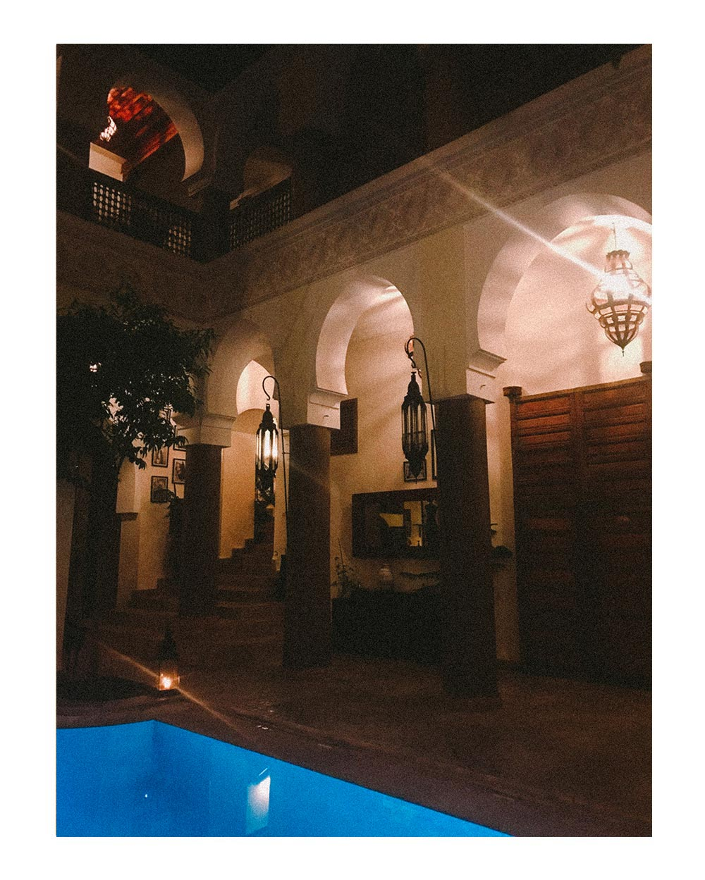 Marrakech affordable Riad Palais Calipau