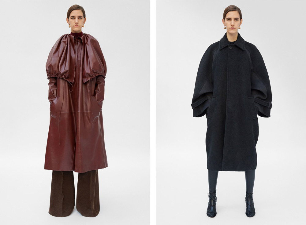 Céline Fall 2018 Ready-to-Wear by Phoebe Philo