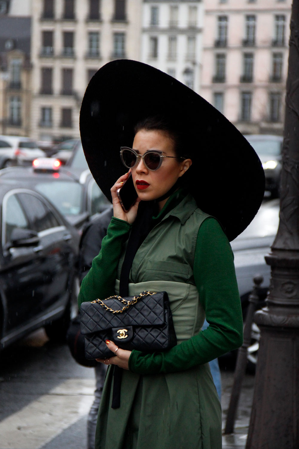 The Most Stylish Street Style Looks From Paris Fashion Week Fall 2018