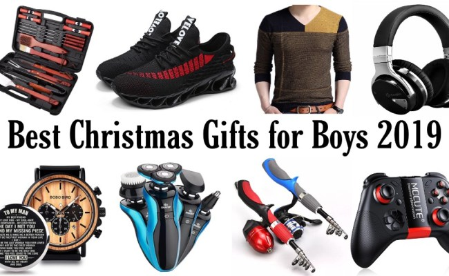 Best Christmas Gifts For Boyfriend 2019 Top Gift Ideas For Boys Enfobay