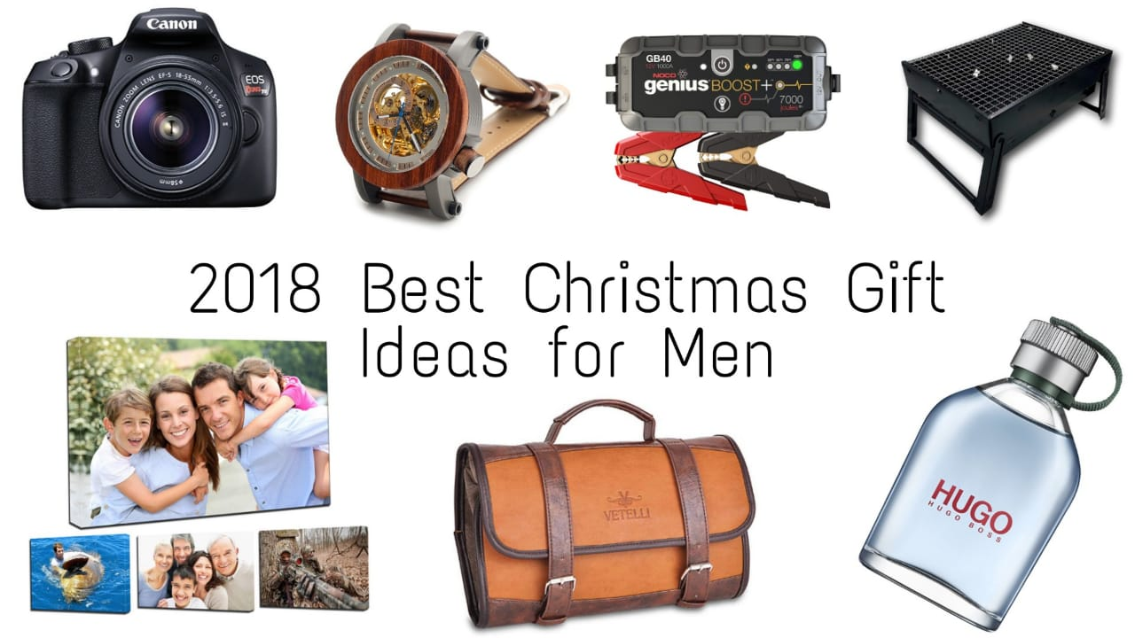 Top Ten Christmas Gifts For Men