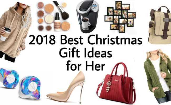 Top Christmas Gifts For Her Girls Girlfriend Wife 2019