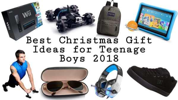 Best Christmas Gifts for Teenage Boys 2019 Top Christmas
