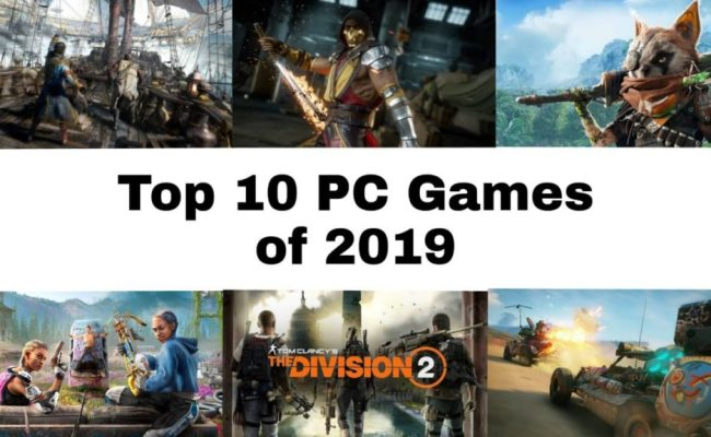 Top 10 Pc Games Of 2019 2020 Best Upcoming Pc Games 2020
