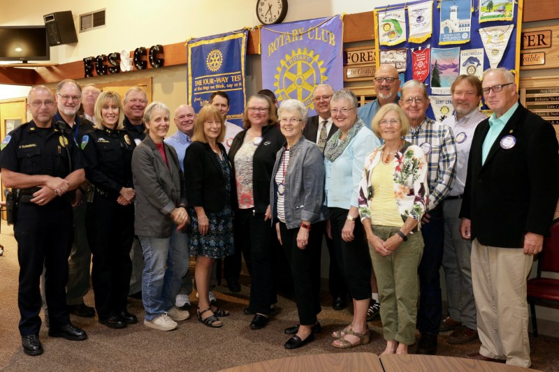 The Forest Grove Daybreak Rotary Club