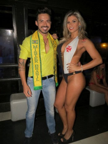 Matheus Gouveia e Vencedora do Vasco