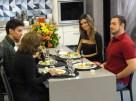 Amanda Françoso com convidados