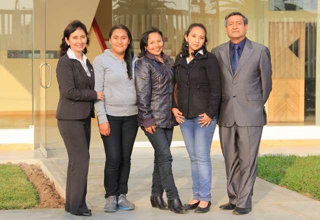estudinates Santiago de Chuco
