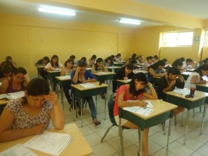 Examen docente