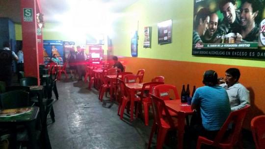 Restaurantes funcionaban como cantinas (9)