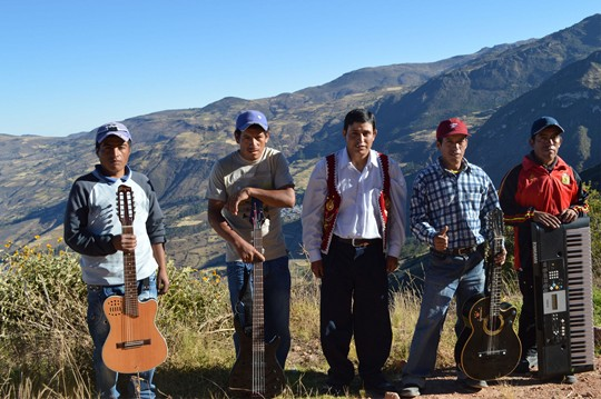 musicos santiaguinos
