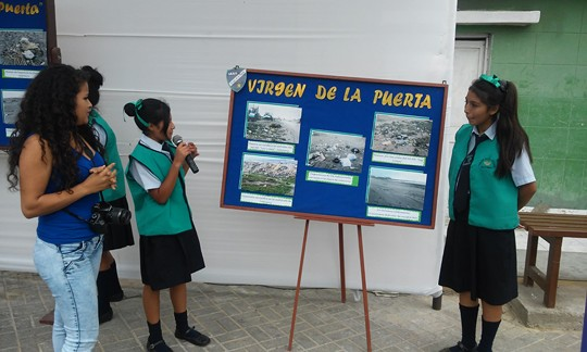 Expos Alumnos Virgen de la Puerta