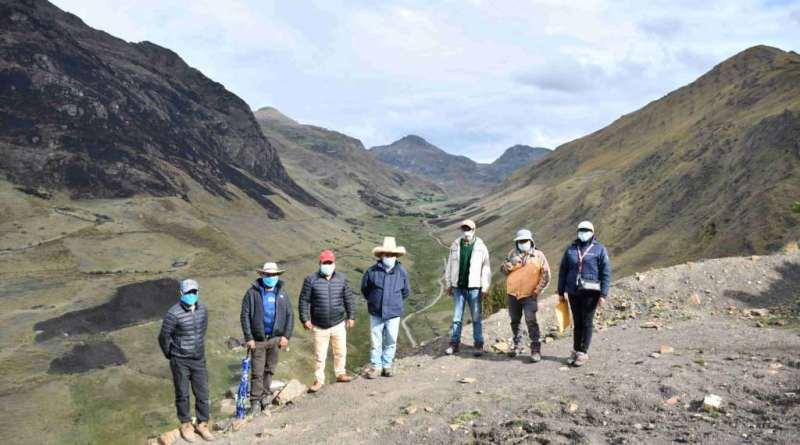 Recuperarán servicios ecosistémicos en las micro cuencas del río Tablachaca